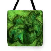 Camoflauged Octopus Tote Bag