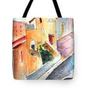 Camogli In Italy 01 Tote Bag