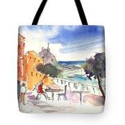 Camogli In Italy 08 Tote Bag