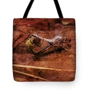 Camouflaged Conception Tote Bag