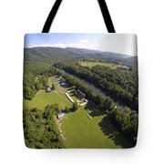 Camp Alleghany Tote Bag