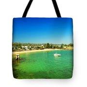 Camp Cove 01 Tote Bag