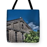 Camp Randall Field House Tote Bag