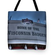 Camp Randall Stadium Tote Bag
