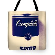 Campbells Soup Tote Bag