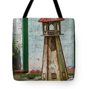 Campers Lighthouse Tote Bag