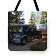 Camping 42 Tote Bag