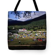 Camping Tote Bag