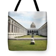 Camposanto  Cathedral Pisa Tote Bag