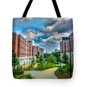 Campus Life Tote Bag