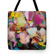 Can Can Tote Bag