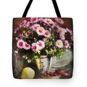 Can Of Raspberries Tote Bag