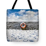 Can You Drown In Snow? Tote Bag