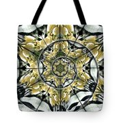 Can You Feel It Tote Bag by Leslie Kell