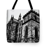 Can You Hear Me Tote Bag by Doc Braham
