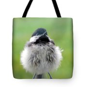 Close Encounters Of The Bird Kind Tote Bag
