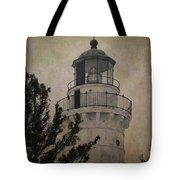 Cana Island Light Tote Bag