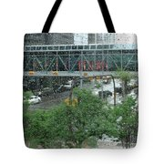 Canada Calgary Plus15 Tote Bag