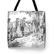 Canada: Loyalists, 1784 Tote Bag
