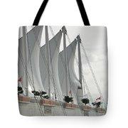 Canada Place Sails Tote Bag