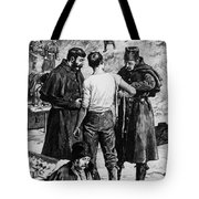 Canada: Riel Rebellion, 1885 Tote Bag