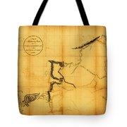 Canada Western 1801 Tote Bag