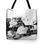 Canada's Military Excercise Tote Bag