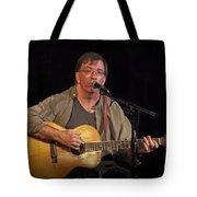 Canadian Folk Singer James Keeglahan Tote Bag