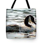 Canadian Goose Wash Tote Bag