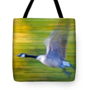Canadian In Flight Tote Bag