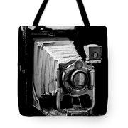 Canadian Kodak Black And White Camera Tote Bag