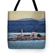 Canadian Lighthouses Sc3415-13 Tote Bag