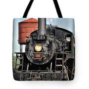 Canadian National Railway 89 Tote Bag