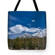 Canadian Rockies 13008 Tote Bag