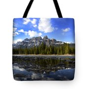 Canadian Rockies 8 Tote Bag