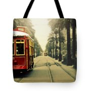 Canal #5 Tote Bag