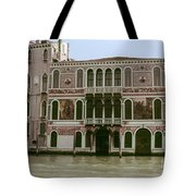 Canal Architecture Tote Bag