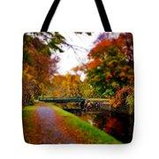 Canal Dream Tote Bag