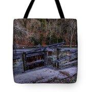 Canal Lock 36 Tote Bag