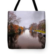 Canal Of Amsterdam Tote Bag