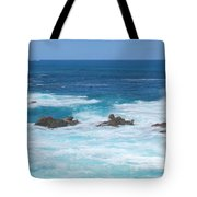Canal Rocks 2am-113297 Tote Bag