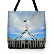 Canberra 11 Tote Bag