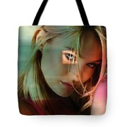 Candice Swanepoel  Tote Bag