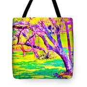 Candied Golf Game Tote Bag