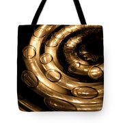 Candle Abstract 2 Tote Bag
