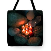 Candle Meet Tote Bag
