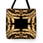 Candles Abstract 3 Tote Bag