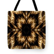 Candles Abstract 5 Tote Bag