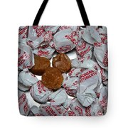 Candy - Coconut Butterscotch Kisses - Sweets Tote Bag