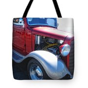Candy Apple Tote Bag